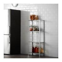 IKEA | HYLLIS Shelving unit, in/outdoor galvanised rak besi serbaguna