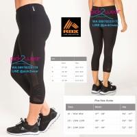 Xstrap Mesh Capri Legging Yoga / Fitness / Senam Zumba