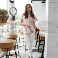 Dress Batik Belle