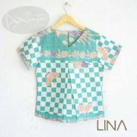 Blouse Batik Lina