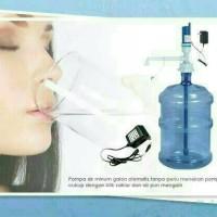Jual Rechargeable Water Pump Pompa Galon Electrik Dengan adapter Listrik Murah