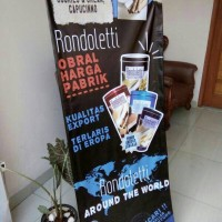 Jual Wafer Stick Redondo / Rondoletti 400gr, HALAL Murah