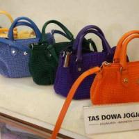 Tas Rajut Dowa Original Jogja Spa Series