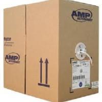 Kabel AMP USA Cat5e Cat5 1 Roll 1000 feet 305 meter 1000Mbps UTP Cat 5