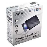 ASUS DVDRW External DVDROM RW Portable Eksternal USB DVD Writer CDROM