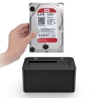 Jual HDD Docking Terbaik Menghubungkan Harddisk Internal Ke PC Laptop