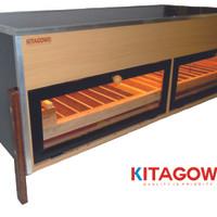 harga Mesin Penetas Telur Elektrik Full Otomatis AT-100 KITAGOWO Tokopedia.com