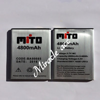 BATERAI MITO A10 IMPACT ANDROID ONE BA-00085 ORIGINAL/BATRE/BATTERY