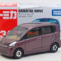 Tomica 32 Daihatsu Move Purple