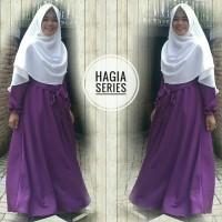 Gamis Syari Balotelli Hagia Series/ Baju Pesta Muslimah