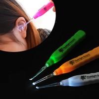 Korek Kuping Senter / Pembersih Telinga / Earpick Flashlight Led