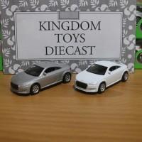Audi TT Coupe welly 60 miniature miniatur diecast 1:60 tt-coupe