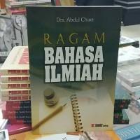 RAGAM BAHASA ILMIAH