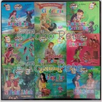 Buku Cerita Anak/Dongeng Bilingual/Bergambar/Seri Cerita Rakyat