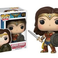 Funko POP! Heroes Wonder Woman (Movie) - Wonder Woman #172