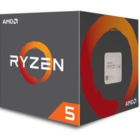 AMD Ryzen 5 1600 3.2Ghz Up To 3.6Ghz Cache 16MB 95W AM4 [Box]