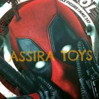 Jual Original Hot Toys Deadpool Dead Pool MMS347 1:6 Action Figure ORI Murah