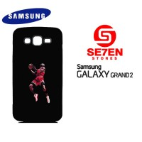 Casing HP Samsung Grand 2 Air Jordan Custom Hardcase Cover