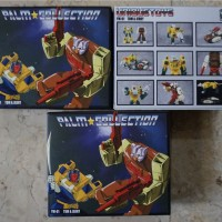 Unique Toys - Tom & Jerry / Chromedome & Wolfwire / Transformers Head