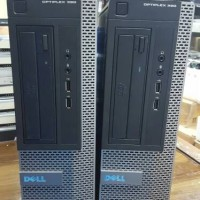 Komputer Cpu core i5 Dell Optiplex 390 Desktop 2400 S Branded Murah