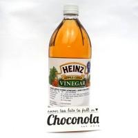 Heinz Apple Cider Vinegar 32oz Cuka Apel ACV 896ml (Alternatif Bragg)
