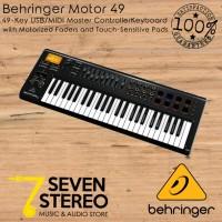 Behringer Motor 49 Midi Keyboard Controller
