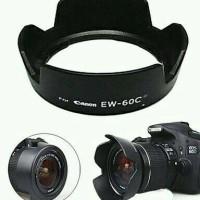 Lenshood Lens Hood For Canon EW-60C II