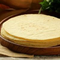 Jual tortila kuning corn tortilla yellow jagung diet 16cm NACHOS NACHOZ Murah