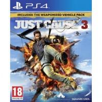 KASET GAME PS4 JUST CAUSE 3 REG 2