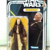 Jual Star Wars The Black Series Ben Obi Wan Kenobi MOC 40th Anniversary Murah