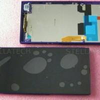 Lcd + Frame Sony Z Ultra C6833 4G LTE XL39H Touchscreen Xperia ORI