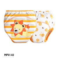 MOM N BAB 2IN1 TRAINING PANTS BABY LION (MP0102)