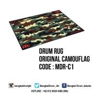 Meinl Drum Rug Original Camouflage