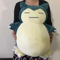 143 Boneka Snorlax 50cm Boneka Pokemon