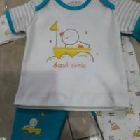 Set Baju bayi Ichigo 3pieces,baju lpanjang,kaos pendek,celana panjng
