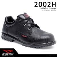 Sepatu Safety Shoes Cheetah 2002H Nitrile