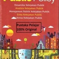 Buku Public Policy Edisi 6/Riant Nugroho/Elex Media