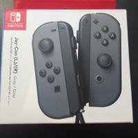 Joy-Con L&R Set Gray - Nintendo Switch