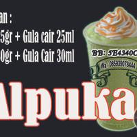 Jual Bubuk Minuman Bubble Drink Murah 1kg - Alpukat Murah