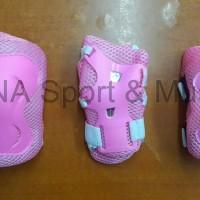 Sepatu Roda Inline Power Superb + Protector (Bisa Model Bajaj) - Harga