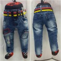 Celana Jeans Anak Laki-laki, Celana Panjang Anak Laki-laki AKP02