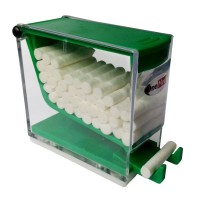 Dental Cotton Roll Dispenser Hijau OneMed