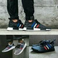 Sepatu Adidas Nmd Premium Three Colours