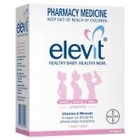 Elevit with Iodine 100 Tablet