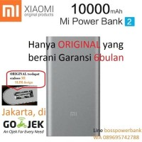 Aksesoris HP PROMO Powerbank Xiaomi 10000mAh Small Original Promo