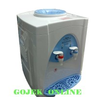PROMO MASPION EX-18PAS Dispenser 2 kran HOT & FRESH GOOD QUALITY