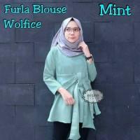 Furla Blouse - atasan hijab