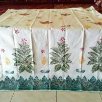Kain Batik Tulis tembakau khas jember