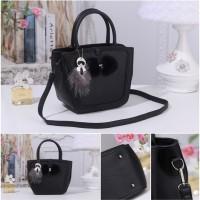 Tas Trendy Import Wanita Fashion Korea Jepang Singapura LQ85054