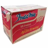 Indomie Goreng dan Kari Ayam Per Karton Berisi 40 Bunkus